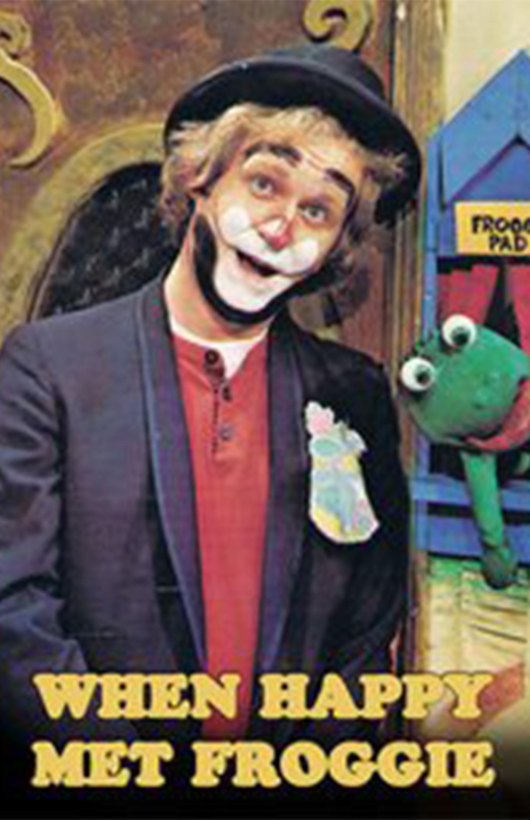 When Happy Met Froggie